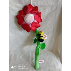 Plüss virág (10)