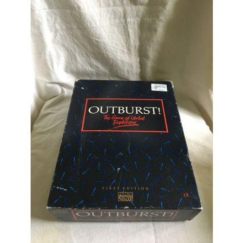 Outburst! angol nyelvű társasjáték