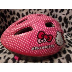 Hello Kitty biciklis bukósisak 52-56 (58)