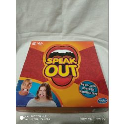 Speak out társasjáték