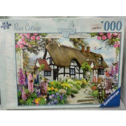 Falusi ház 1000 db-os puzzle