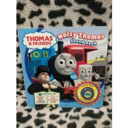 Thomas a gőzmozdony angol nyelvű beszélő mesekönyv