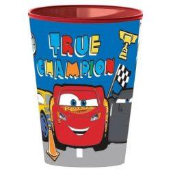 Disney Verdák pohár, műanyag