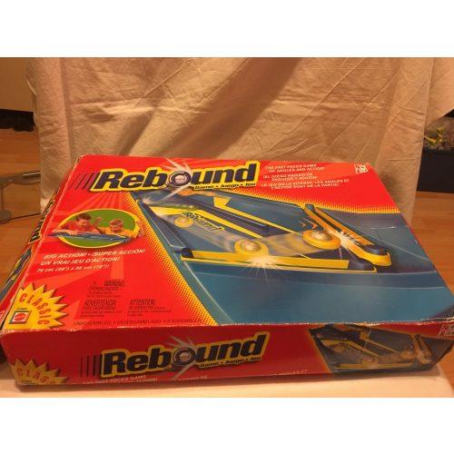 Rebound kilövös ügyességi játék