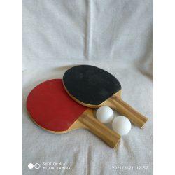 Ping pong ütők labdával (10)