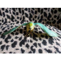 Felakasztható gumi papagáj (445)