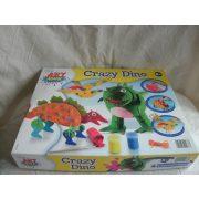 Crazy Dino kreatív szett