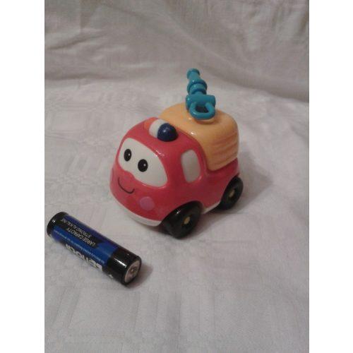 Kicsi tűzoltóautó