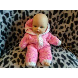 Rózsaszín ruhás baba (75)