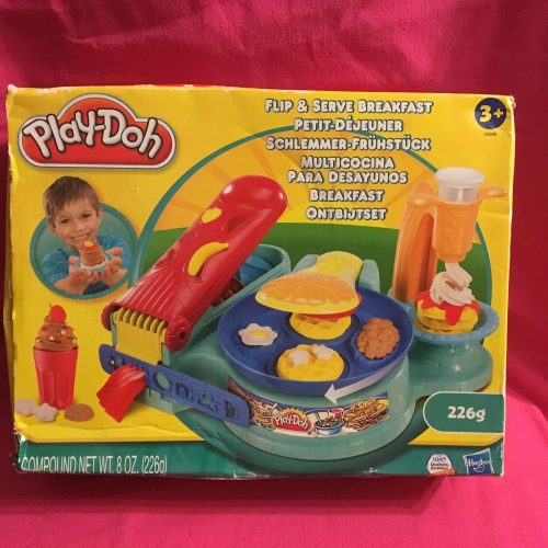 Play-Doo Hasbro Reggeliző szett