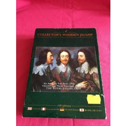 140db-os Sir Andony Van Dyck JigSaw kirakó