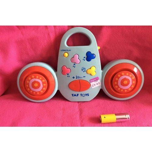 Taf Toys babarádió