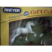 Breyer lovas szett új, csomagsérült