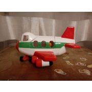 Peppa malacos repülő cica figurával
