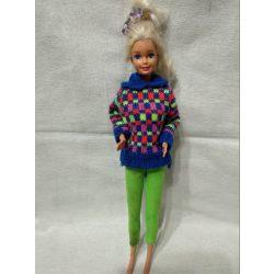 Retro Barbie baba (432)