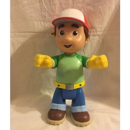 Disney - Mattel Nagyméretű beszélő Handy Manny