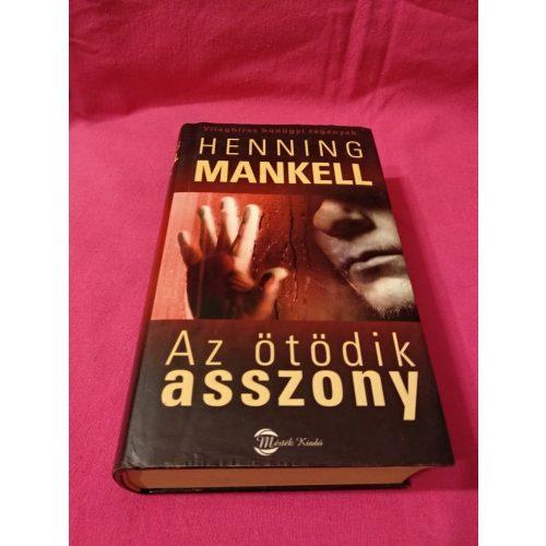Henning Mankell: Az ötödik asszony