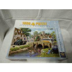 Folyós puzzle 1000 db-os