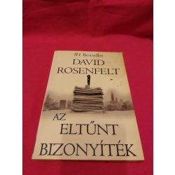 David Rosenfelt: Az eltűnt bizonyíték