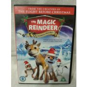The magic reindeer angol nyelvű DVD