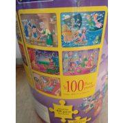 Puzzle csomag 10 db kirakóval