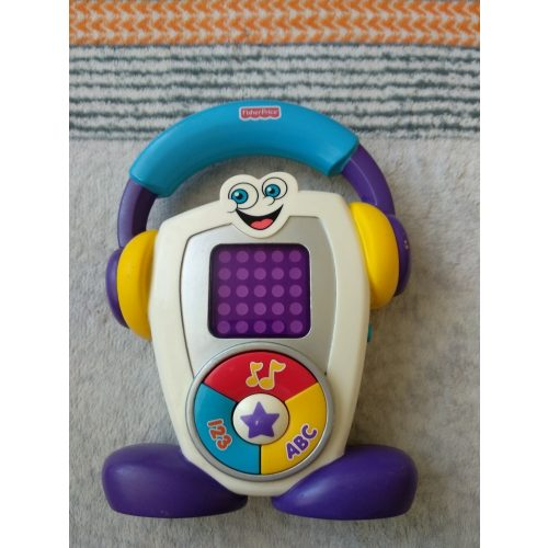 Fisher Price babarádió