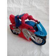 Mattel motoros pókember - elemes