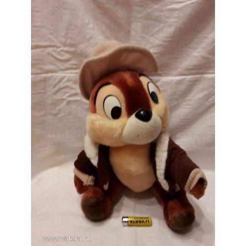 Plüss Del (?vagy Chip) mókus Disney figura