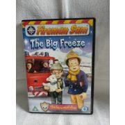 Sam, a tűzoltó DVD angol
