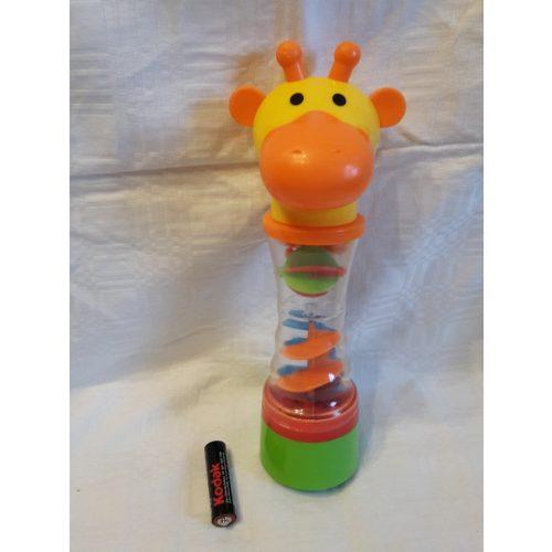 Zsiráf csörgő