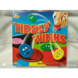Tiddly Winks ügyességi társasjáték (445)