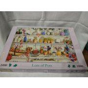 Kamrás puzzle 1000 db-os