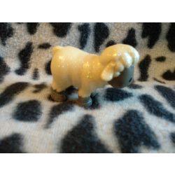Csillogó bárány figura (sz)