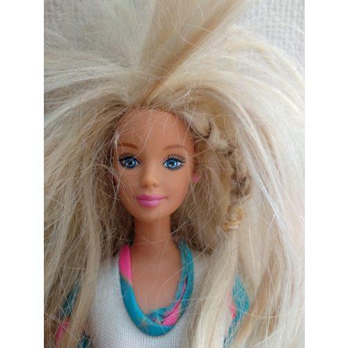 Mattel ágy Barbie babával játékszett