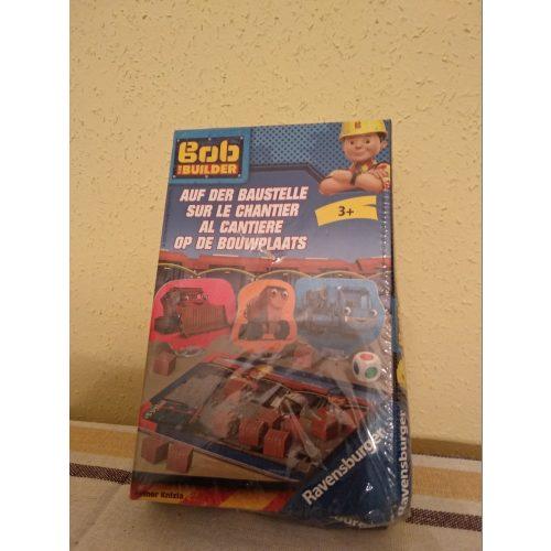 Bob a mester német nyelvű uti társasjáték