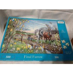 Szántóföldes puzzle 500 db-os