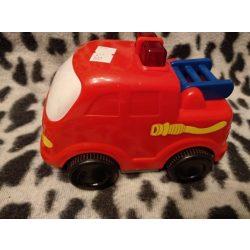 Szirénázó tűzoltóautó (453)