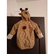 Zsiráf jelmez 2-3 éves korra