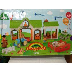 ELC Happyland farm játékszett - csomagsérült új