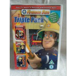 Sam, a tuzolto DVD - angol
