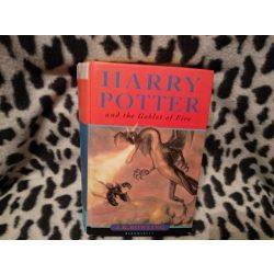 Angol nyelvű Harry Potter és a Tűz serlege (445)