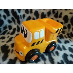 Narancssárga kis teherautó (75)
