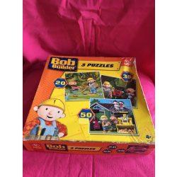 Bob a mester puzzle 3 egy dobozban