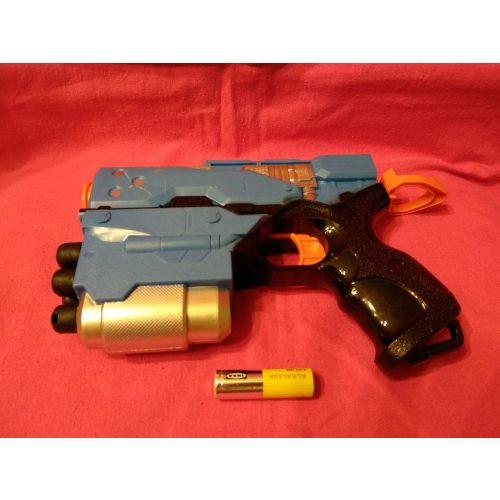 Szivacslövő pisztoly