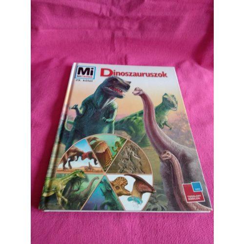 Mi micsoda - Dinoszauruszok ÚJ
