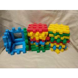 Műanyag építőjáték (58)