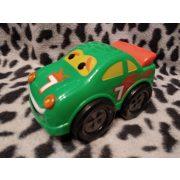 Zöld lendkerekes autó (453)