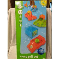ELC Crazy golf szett -  csomagsérült új termék