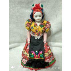 Porcelán fejű retro baba (5)