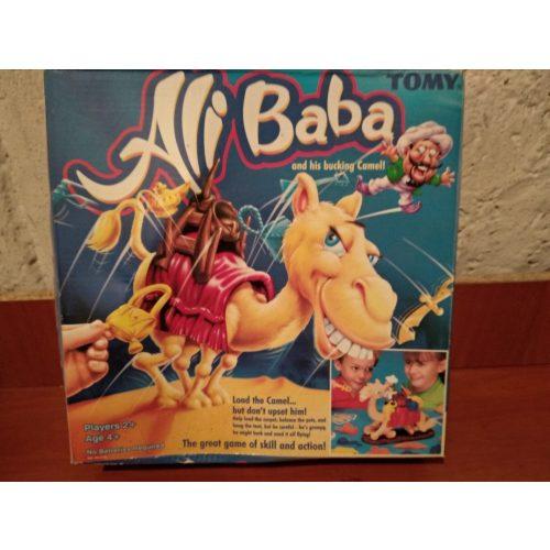 Málhás teve - Ali baba társasjáték